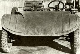 SS VA - Британский десантный автомобиль
