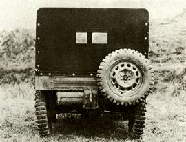 SS VB - British Airborne Vehicle