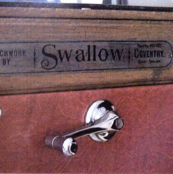 Standard Swallow Little Nine Saloon