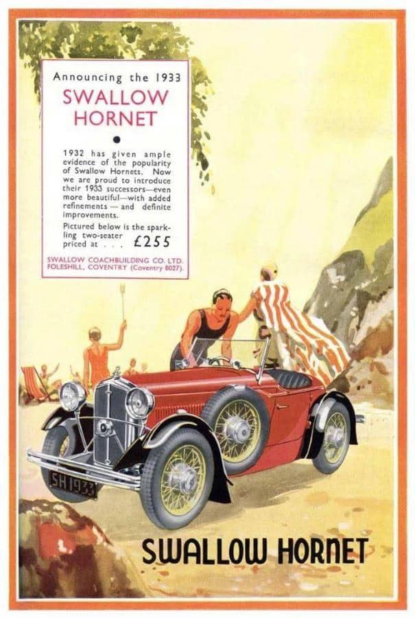 Swallow Hornet 1933
