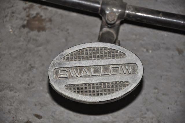 Подножка Swallow Sidecar model 14 Donington Special