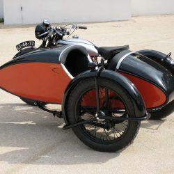 Swallow Sidecar model 14 Donington Special