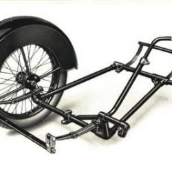 Swallow Sidecar Short Chassis - Короткое шасси