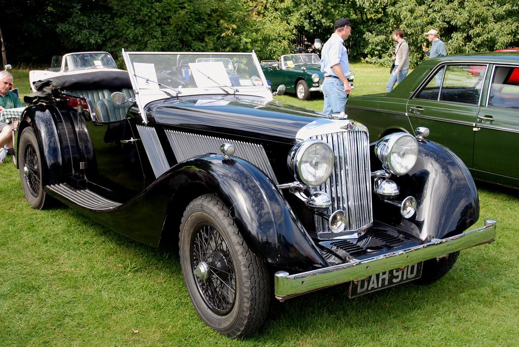 Talbot тип кузова родстер