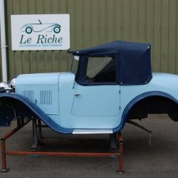Тело Austin 7 Swallow Two Seater