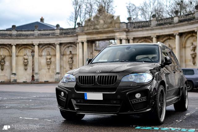 BMW X5 полноразмерный SUV