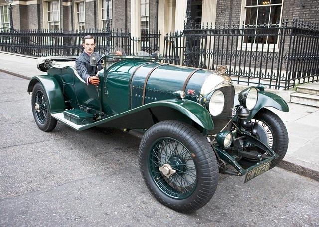 Blower Bentley родстер 1929 год