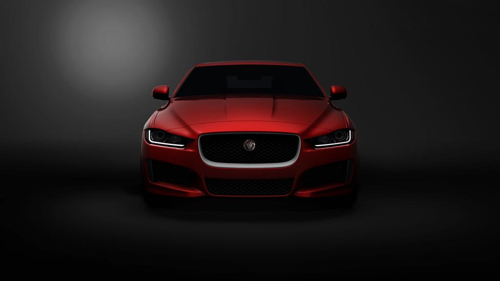 Jaguar XE средний седан