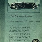 S.S.1, S.S.2 - catalogue 1935