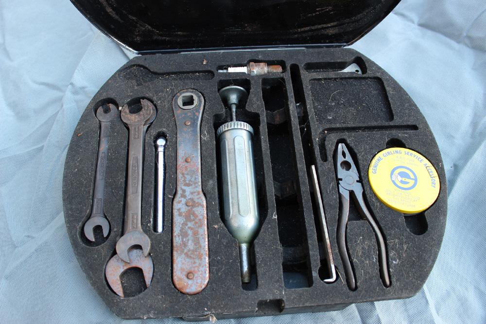Tool Kit Jaguar Mark 2