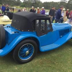 Автомобиль SS 90