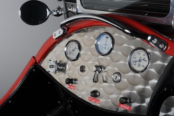 Jaguar 100 roadster