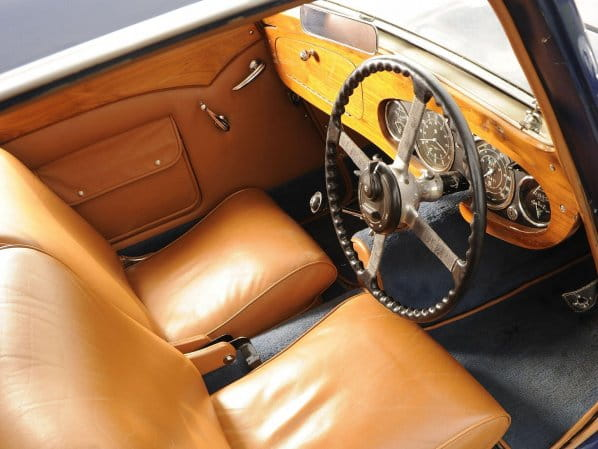S.S.1 Airline Coupe Interior