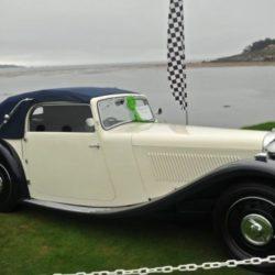 S.S.1. Dophead Coupe