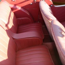 SS 2 Open Four Seater Seats