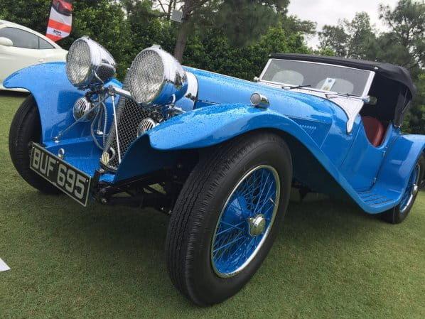 SS 90 Early Jaguar