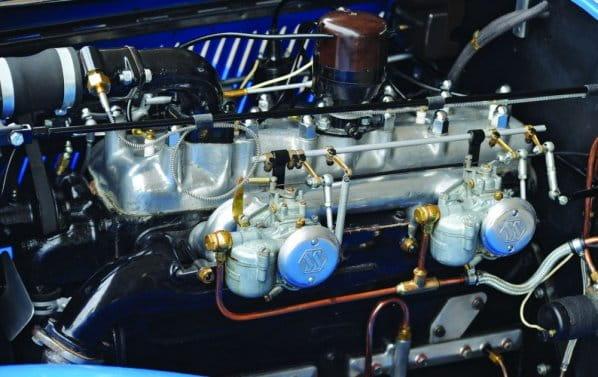 SS 90 Engine