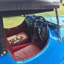 SS 90 Steering