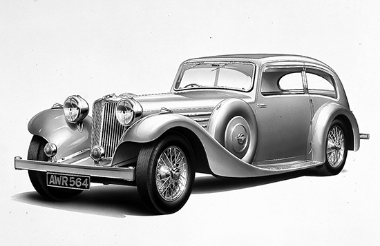 SS1 Airline Coupe