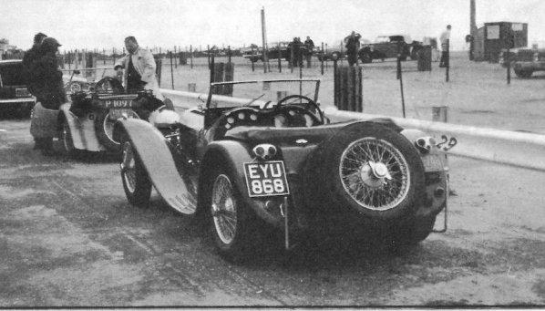 SS100 Jaguar photo