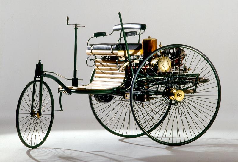 Karl Benz первый автомобиль