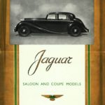 Jaguar Mk IV Saloon 1946