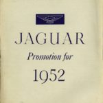 Jaguar Promotion 1952