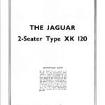 Jaguar XK120 road test 1949