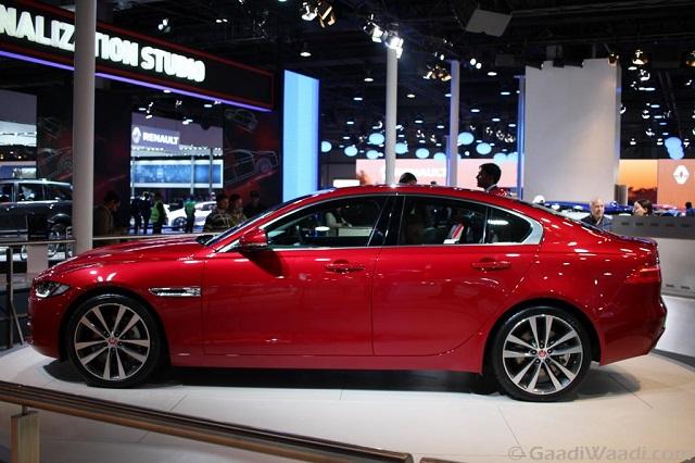 Jaguar XE удлиненная база