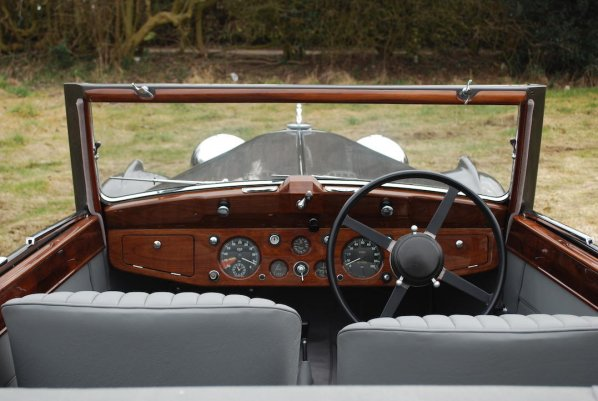 Jaguar 3.5 Litre DHC