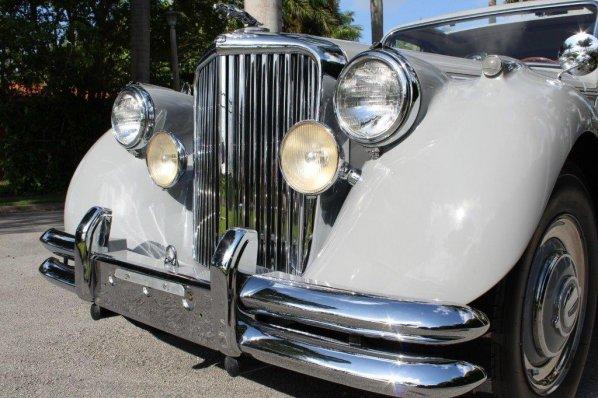 Jaguar Mark 5 Saloon