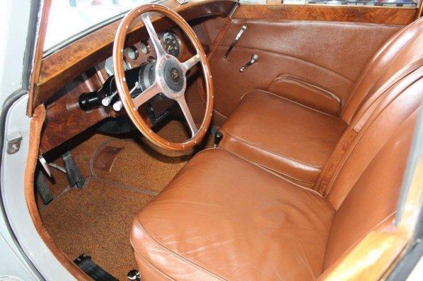 Jaguar Mk 5 Saloon