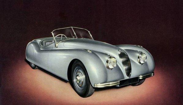Jaguar XK100