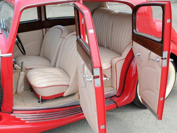 SS Jaguar Saloon coachwork