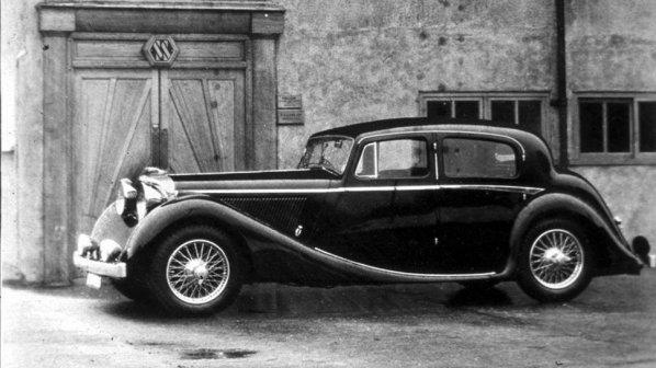 SS Jaguar - SS Cars