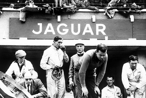 Заводская команда Jaguar Cars