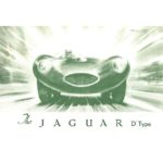 Jaguar D-Type catalogue 1954