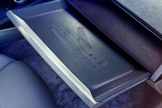 Jaguar I-PACE ящик для перчаток