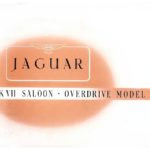 Jaguar Overdrive model 1955