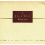 Jaguar catalogue 1951