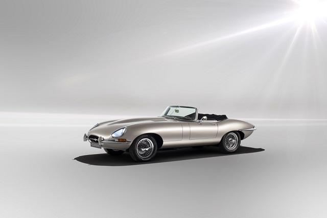 Jaguar проект Zero E-Type