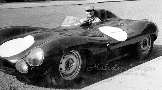 Малкольм Сайер дизайнер Jaguar Cars