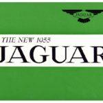 New Jaguar catalogue 1955