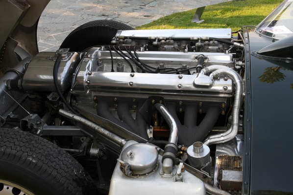 D-Type engine