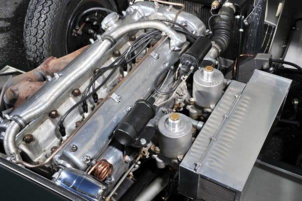Jaguar C-Type Aero engine