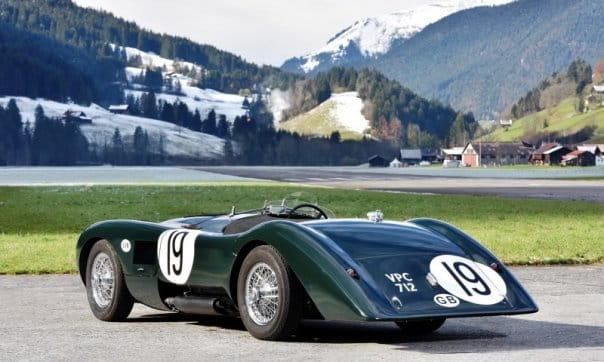 Jaguar C-Type Aero