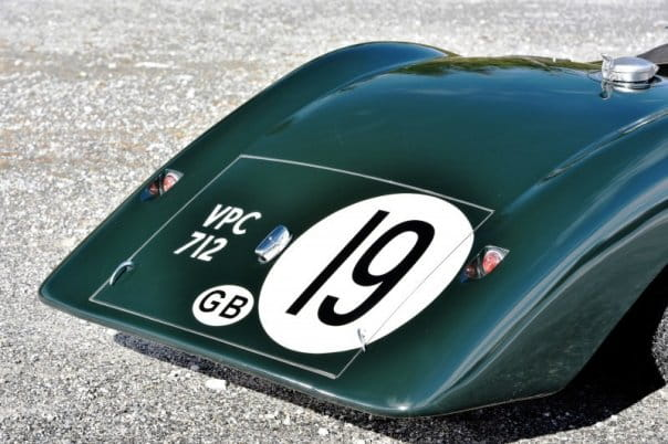 Jaguar C-Type Aerodynamic 1952