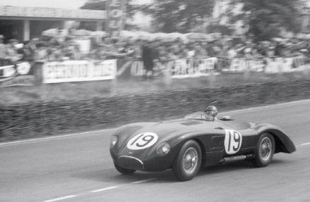 Jaguar C-Type Aerodynamic Le Mans 1952