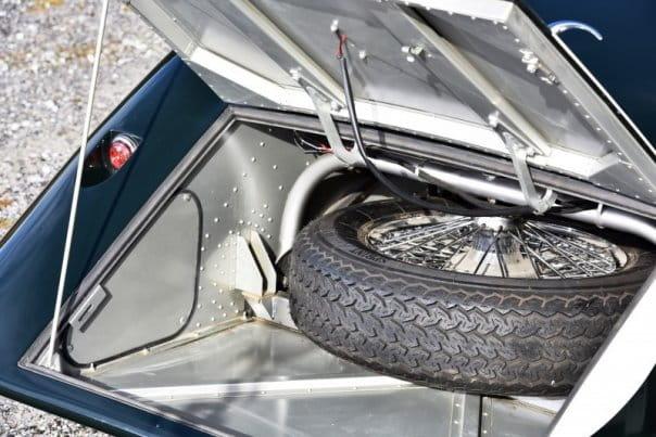 Jaguar C-Type Aerodynamic locker