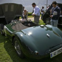 Jaguar C-Type body